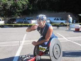Wheelchairs roll at Aspen Valley Marathon - Aspen Times | Differently Abled and Our Glorious Gadgets | Scoop.it