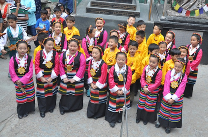 Tibet Museum Concludes Successful Three-day Event with Cultural Performances | Tibet Museum | Asie | Scoop.it