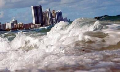 Climate study predicts a watery future for New York, Boston and Miami | Geography for All! | Scoop.it