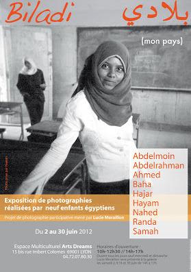 Exposition : un village égyptien vu par 9 enfants   Égypt-actus   Scoop.it