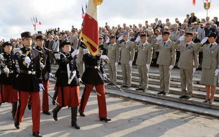 Europe - 'Victory in Europe Day' marked under shadow of new threats   FrenchNewsOnline-World War Memorial   Scoop.it