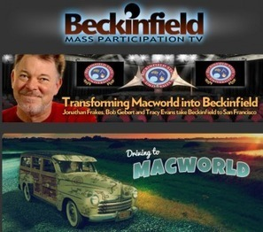 Beckinfield -- the Haunted Town Where the Audience Creates the Story | Transmedia: Storytelling for the Digital Age | Scoop.it