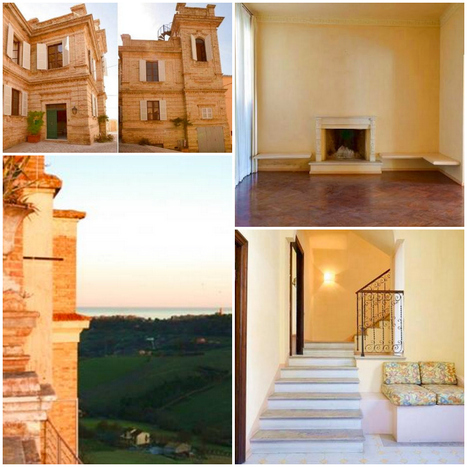 Best Le Marche Properties for Sale: Casa La Rondine, Lapedona | Le Marche Properties and Accommodation | Scoop.it