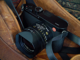 "The ""Q"" … My First Experience with a Leica 