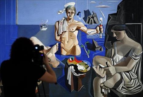 La esencia de Dalí, en el Museo Reina Sofía - EcoDiario.es | mundo arte | Scoop.it
