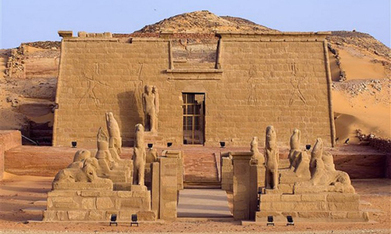 Egyptian government deploys armed guards at remote temple sites - Ancient Egypt - Heritage - Ahram Online | Egyptology and Archaeology | Scoop.it