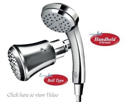 Save Water Shower Head | Water Saving Shower Head | Scoop.it
