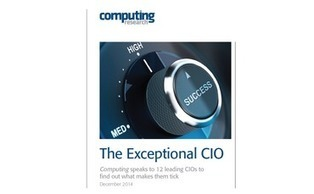 The Exceptional CIO - exclusive report from Computing | Innovate | Scoop.it