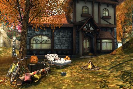 Storytime   SL Homes & Gardens Scoop   Scoop.it