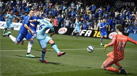 FIFA 16 disponible en EA Access y Origin Access el 19 de abril   Descargas Juegos y Peliculas   Scoop.it