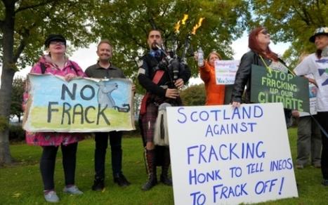 Gaz de schiste: le Royaume-Uni valide un nouveau projet de fracturation hydraulique | STOP GAZ DE SCHISTE ! | Scoop.it