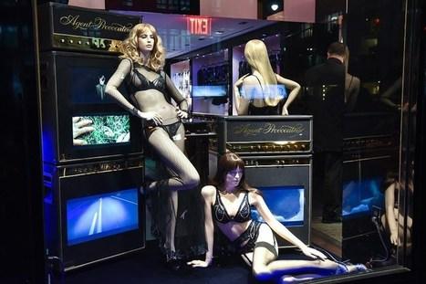 Agent Provocateur celebrates 30th anniversary of 'Blue Velvet' in New York | Lingerie | Scoop.it
