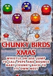 CHUNKY BIRDS XMAS - Android Apps on Google Play | app inventor | Scoop.it