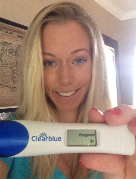 [PIC] Kendra Wilkinson Confirms Pregnancy: Reality TV Star ... | Birth to Earth | Scoop.it