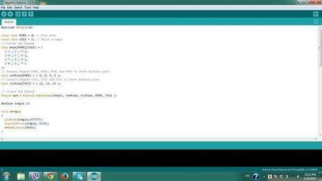 interface keypad with arduino | Raspberry Pi | Scoop.it