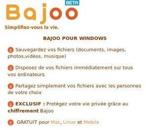 Application gratuite sécurité et transfert de fichiers : Bajoo | Informatique | Pascal Gibert | Geeks | Scoop.it