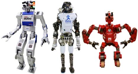 South Korean Kaist Team wins the DARPA Robotics Challenge | Amazing Science | Scoop.it