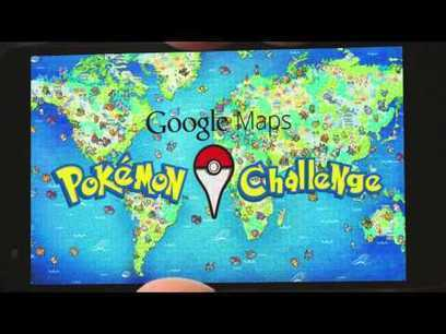 Google Maps: Pokémon Challenge   2am Traffic Blog   Scoop.it