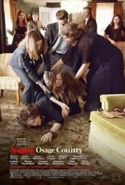 AUGUST OSAGE COUNTY Movie Review: August Osage County Is A Not A Great Story But Fine With Good Acting. ~ MovieDisclosure: Movie News | Reviews | Previews | Hollywood | Scoop.it