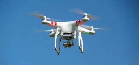 Getting off the ground: How drones can improve project design and operations | drones | Scoop.it