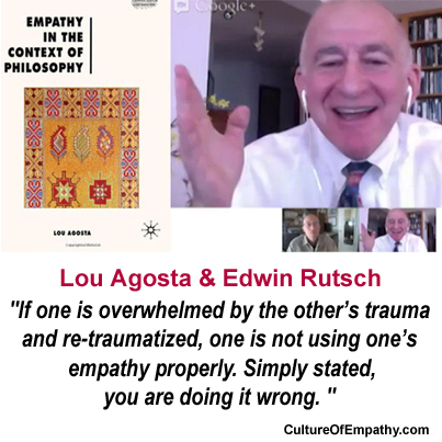 Lou Agosta and Edwin Rutsch: Dialogs on How to Build a Culture of Empathy | Family violence | Scoop.it