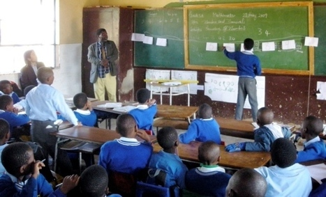 Education Bill 2012, Technology to be applicable in all educationallevels. | Kenya School Report - 21st Century Learning and Teaching | Scoop.it