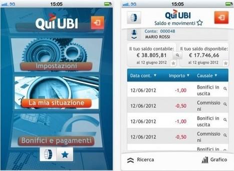"""Qui UBI Internet Banking"" si aggiorna ed è sempre più mobile | Banca Online | Scoop.it"