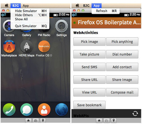 Firefox OS Simulator 3.0 Officially Released To All | Geeky Gadgets | Reviews of movies, games, books, music, technology | Scoop.it
