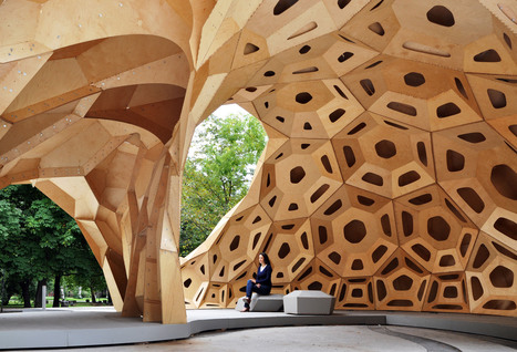 Arquitectura Biomimética: ¿Qué podemos APRENDER de la Naturaleza?   MAZAMORRA en morada   Scoop.it