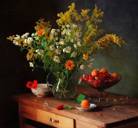 Magnificent Still Life Flower Photography – Dzine Mag | Your Daily Experience | Scoop.it