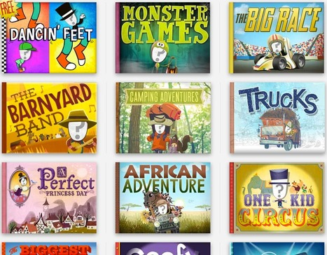 Starring You StoryBooks iPad App For Kids | Parenting Ideas | Scoop.it