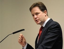Nick Clegg claims his son's new school is a comprehensive? That's like calling No 10 an inner-city terrace! - Mail Online - Peter Hitchens blog   The Indigenous Uprising of the British Isles   Scoop.it