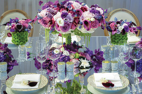 5 Biggest Mistakes Couples Make With Their Wedding Flowers | Floristry | Scoop.it