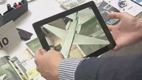 Expo Shows Applications of Augmented Reality Technology - NY1 | AR | Scoop.it