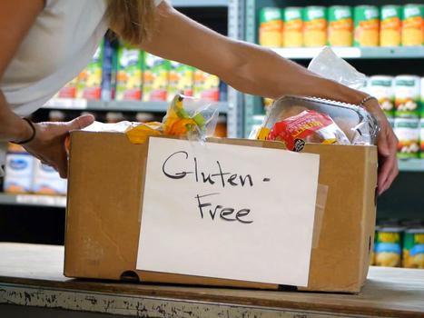 Gluten-Free Food Banks Bridge Celiac Disease And Hunger - NPR (blog) | @FoodMeditations Time | Scoop.it