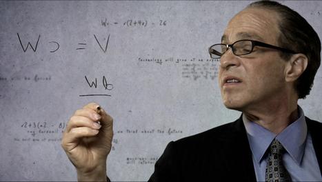 Le père de la singularité technologique entre chez google | avatarlife | Scoop.it