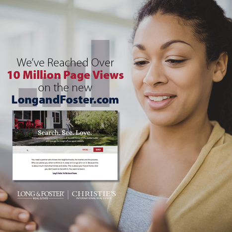 New LongandFoster.com Surpasses 10M Page Views in September | Real Estate Plus+ Daily News | Scoop.it