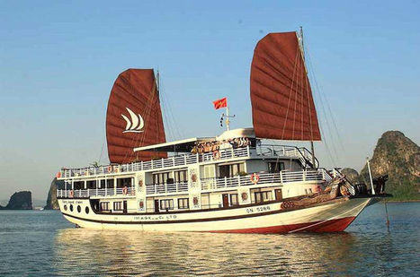Galaxy Premium Cruise | Halong Galaxy Premium Cruise - Agency | Halong Bay Deluxe Cruises from us 90$ - 150$ | Scoop.it