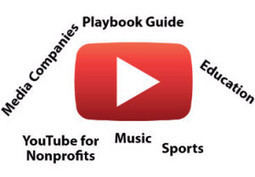 YouTube Announces 'Playbook Guides' Tailored to Your Content   SEO Strategy Articles   Scoop.it