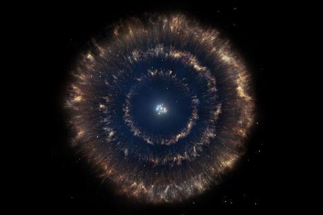Stacking Dolls in Space: Concentric Bubbles Seen Around Star Cluster | Sciences, l'Espace, le Temps et le Monde | Scoop.it