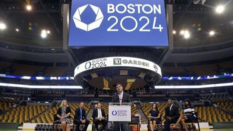 Jeux olympiques : les Etats-Unis renoncent à la candidature de Boston pour 2024 | SandyPims | Scoop.it