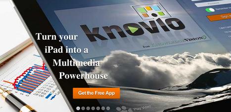 @Knovio Mobile: Online Video Presentation App for iPad | Emerging Digital Workflows [ @zbutcher ] | Scoop.it
