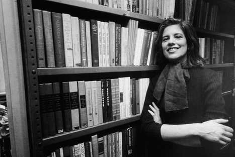 Rereading as Rebirth: Young Susan Sontag on Personal Growth, the Pleasures of Revisiting Beloved Books, and Her Rereading List | The History and Future of Reading | Scoop.it