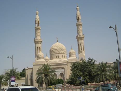 Jumeirah Mosque,Dubai | RichDubai | Scoop.it