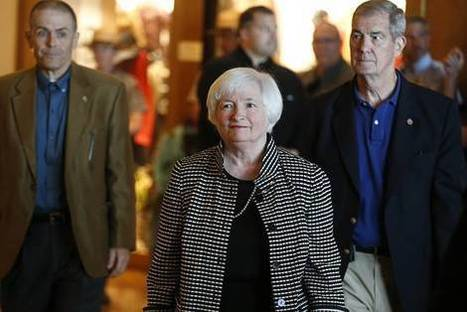 Fed's Dislike of Negative Interest Rates Points to Limits of Stimulus Measures | YGlobalBiz Education | Scoop.it