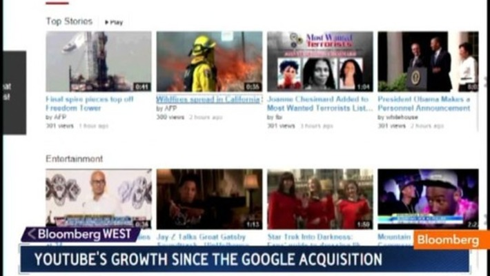 What YouTube Means for Google's Growth - Bloomberg | YouTube Tips and Tutorials | Scoop.it