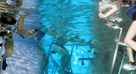 Faire du vélo dans l'eau, une pratique en plein développement | All about aquabiking | Scoop.it