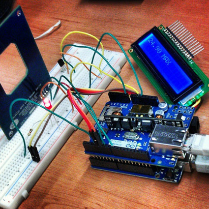 Insta-Arduino | #project #computer #engeneering #system #embedded... | Raspberry Pi | Scoop.it
