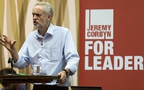 Jeremy Corbyn raises £100,000 in crowdfunding campaign | Crowdfunding UK | Scoop.it