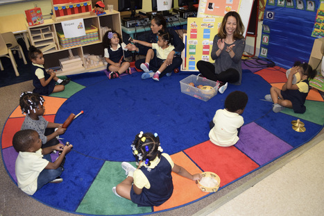 Dual-language programs benefit disadvantaged black kids, too, experts say - The Hechinger Report | Bilingually Enriched Learners | Scoop.it